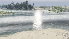 Deux rivières pour Spin Tires