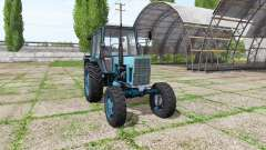 MTZ 82 Biélorusse pour Farming Simulator 2017
