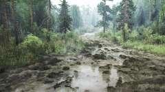 La forêt Dense pour MudRunner