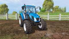 New Holland T4.115 matte color