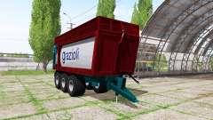 Grazioli Domex 200-6 v2.0 pour Farming Simulator 2017