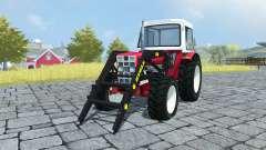 IHC 633 front loader
