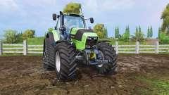 Deutz-Fahr Agrotron 7250 TTV RowTrac pour Farming Simulator 2015