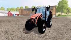 URSUS 8014 H front loader