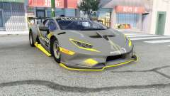 Lamborghini Huracan Super Trofeo EVO v1.1 pour BeamNG Drive