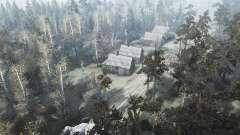 Ural Grundstücke 2 für MudRunner