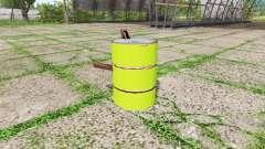 Barrel weight multicolor
