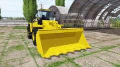 Caterpillar 980H pour Farming Simulator 2017