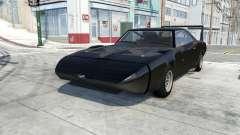 Dodge Charger Daytona v1.6 für BeamNG Drive