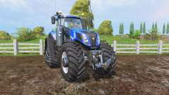 New Holland T8.435 evolution