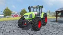 CLAAS Ares 826 v2.1 für Farming Simulator 2013