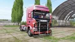 Scania R730 hooklift v1.0.3