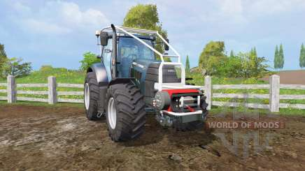 Case IH Puma 160 CVX forest pour Farming Simulator 2015