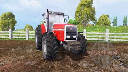 Massey Ferguson 8140 pour Farming Simulator 2015
