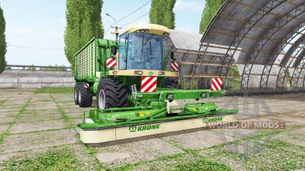 Krone BiG L 500 Prototype pour Farming Simulator 2017