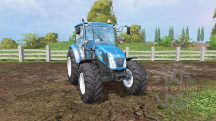 New Holland T4.115 front loader für Farming Simulator 2015