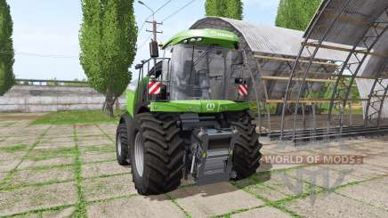 Krone BiG X 630 für Farming Simulator 2017