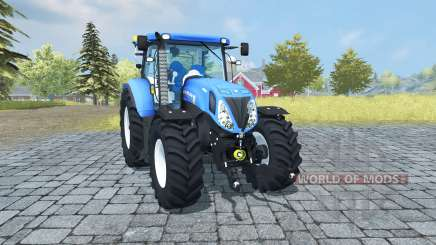 New Holland T7.210 v1.1 pour Farming Simulator 2013