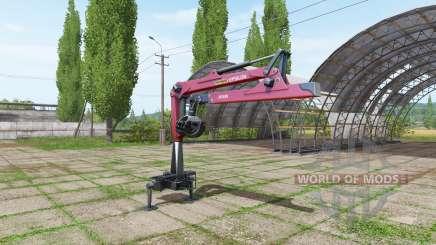 Palfinger Epsilon M80F für Farming Simulator 2017