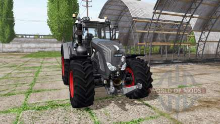 Fendt 924 Vario black beauty v3.7.7 für Farming Simulator 2017