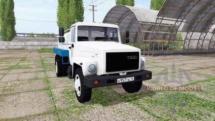 GAZ 3309 G6-OTA-4.2 pour Farming Simulator 2017