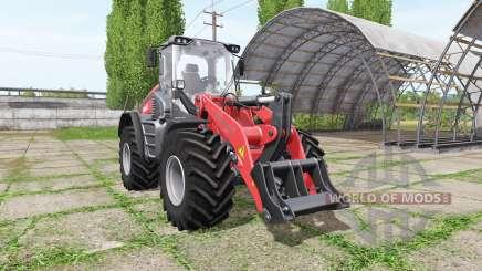 Weidemann L538 (9080) v2.0 für Farming Simulator 2017