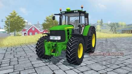 John Deere 6430 Premium front loader pour Farming Simulator 2013