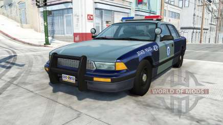 Gavril Grand Marshall massachusetts state police pour BeamNG Drive