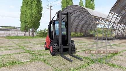 Linde H40D für Farming Simulator 2017