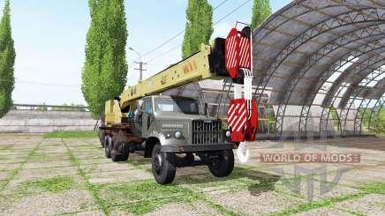 Kraz 257 pour Farming Simulator 2017