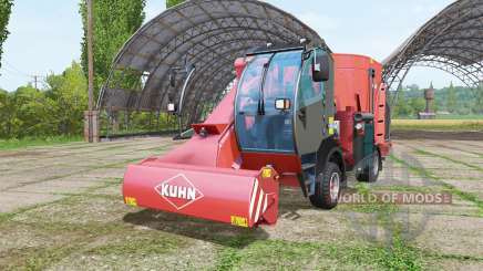 Kuhn SPV Confort 12 v1.1 pour Farming Simulator 2017