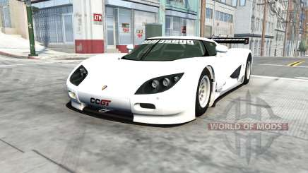 Koenigsegg CCGT 2007 pour BeamNG Drive