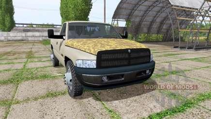 Dodge Ram 2500 1994 v1.1 pour Farming Simulator 2017