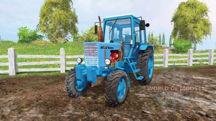 MTZ-82 Belarus loader für Farming Simulator 2015