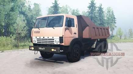 KamAZ-55111 für MudRunner