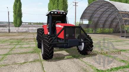 Massey Ferguson 7180 v2.0 pour Farming Simulator 2017