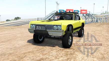 Gavril Barstow off-road v1.1.2 für BeamNG Drive