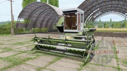 Yenisei 1200-1M v1.2 pour Farming Simulator 2017