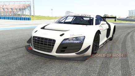 Audi R8 LMS GT2 pour BeamNG Drive