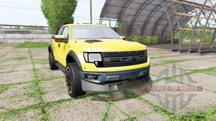 Ford F-150 SVT Raptor v2.0 pour Farming Simulator 2017
