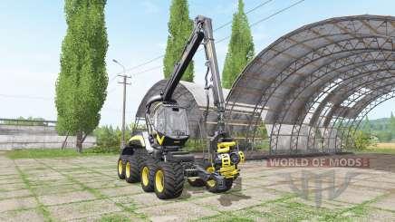 PONSSE ScorpionKing für Farming Simulator 2017