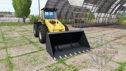 Hanomag 55D v1.1 pour Farming Simulator 2017