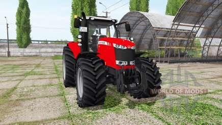 Massey Ferguson 7724 pour Farming Simulator 2017