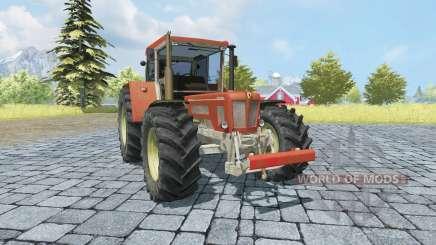 Schluter Super 2000 LS v2.1 für Farming Simulator 2013