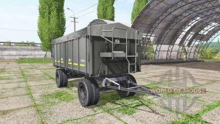 BRANTNER Z 18051 für Farming Simulator 2017