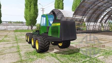 John Deere 1910E tractor unit pour Farming Simulator 2017