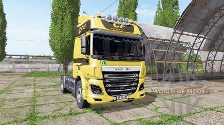 DAF CF pour Farming Simulator 2017
