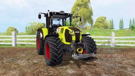 CLAAS Arion 650 pour Farming Simulator 2015