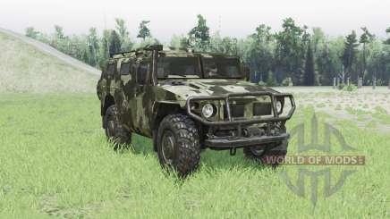 GAZ 2330 Tiger pour Spin Tires