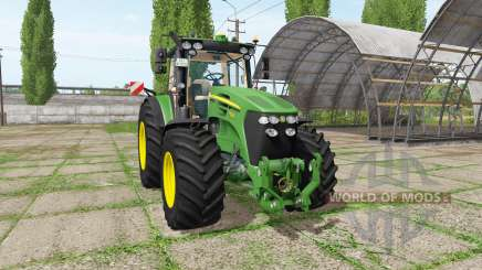 John Deere 7930 v1.2 pour Farming Simulator 2017